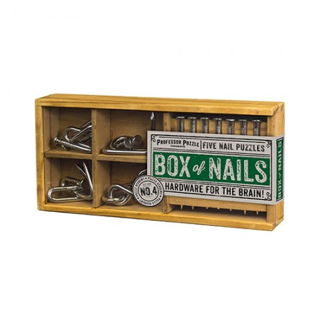 MOZGALICA BOX OF NAILS