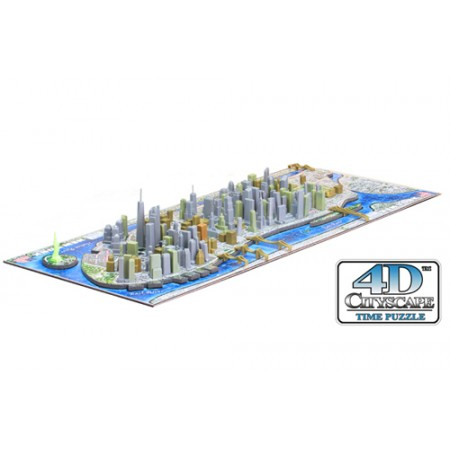 PUZZLE NEW YORK 4D
