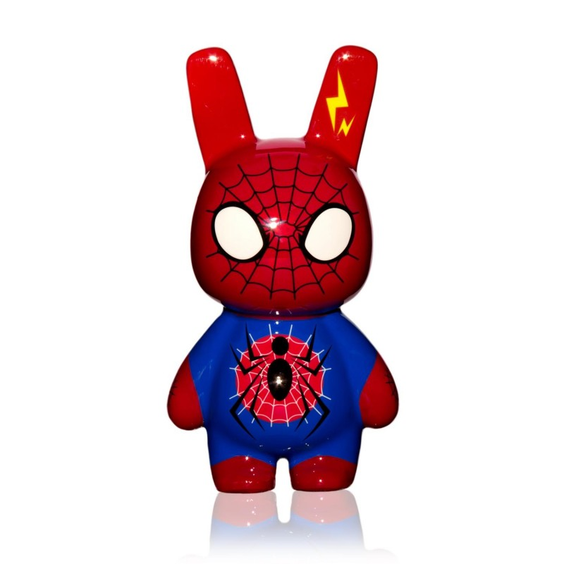 MALI BUNNY SPIDERMAN