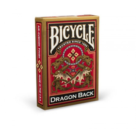 KARTE BICYCLE DRAGON GOLD